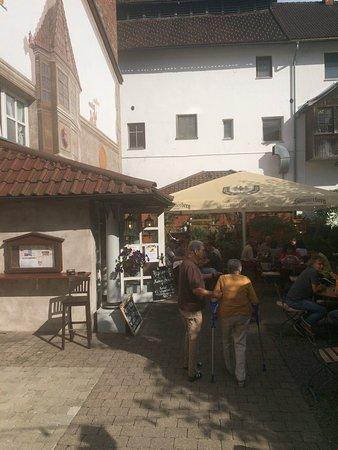 Weiler-Simmerberg, Tyskland: Braustaett & Taverne Simmerberg
