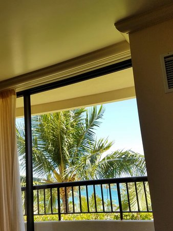 Sheraton Maui Resort & Spa: Oceanview, 6th floor