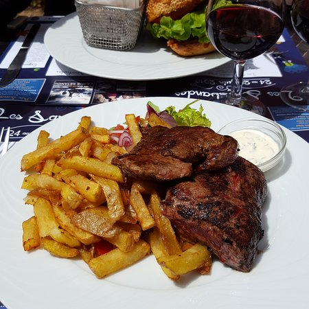 Melle, France : Perfect lunch