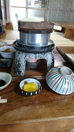 Tamba, Japan: あまご村