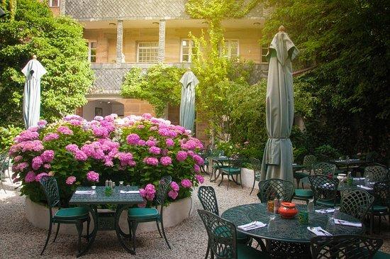 Fuerth, เยอรมนี: Garten