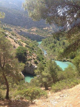 El Chorro, Ισπανία: photo2.jpg
