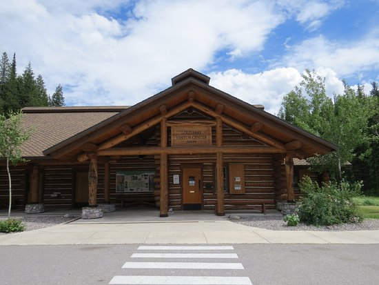 Lolo, MT: Great visitor's center!