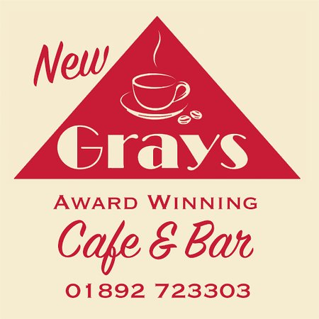 Brenchley, UK: @Grayscafe