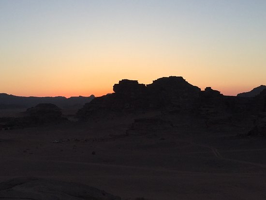 The right way to do Wadi Rum