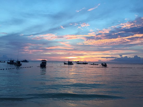 Crystal Dive Resort: Sunset, crystal boat, regal resort, sunrise