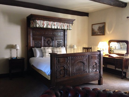 Llangybi, UK: One of the Heritage Rooms