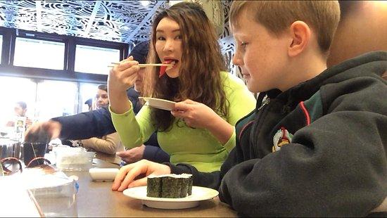 Coogee, Australien: SUSHIGOI sushi shop