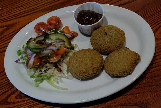Waterhouse Inn - Cafe and Lounge Bar: Fried Haagis