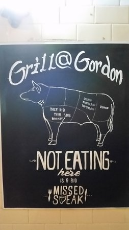 Gordon, Australia: A fun pun