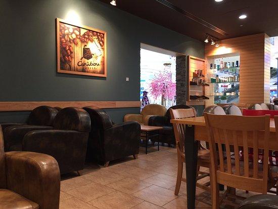 Caribou Coffee Barka Grand Center