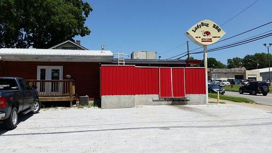 Nebraska City, NE: Ladybug BBQ