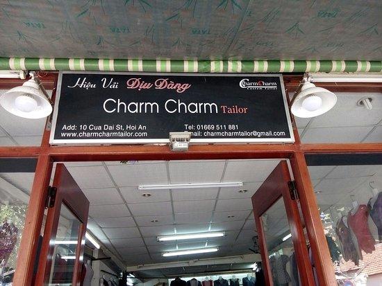 Charm Charm Tailor