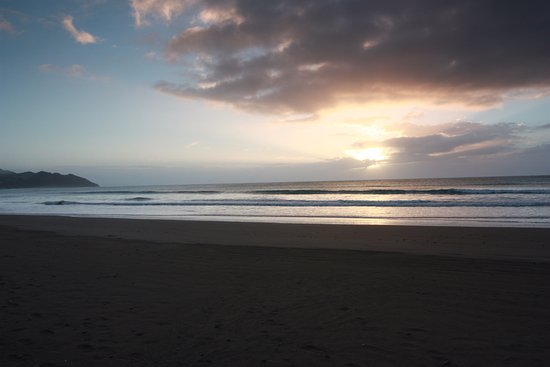 Masterton, Nueva Zelanda: from the park beach
