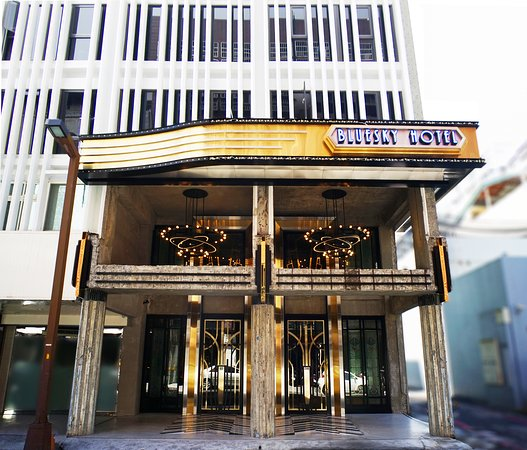 1969Blue Sky Hotel