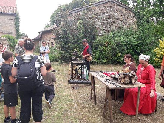 Martailly-les-Brancion, Frankrike: 20160724_152007_large.jpg