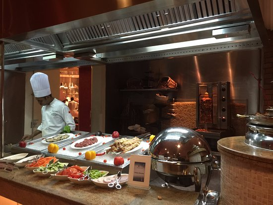 Best Seafood Restaurant In Muscat