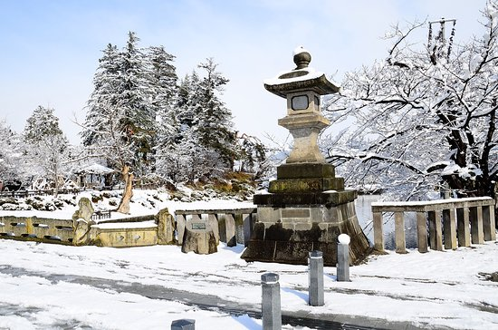 Yonezawa Castle Ruins / Matsugasaki Park