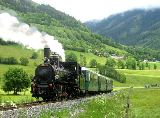 Ζελ Αμ Σι, Αυστρία: Dampflok