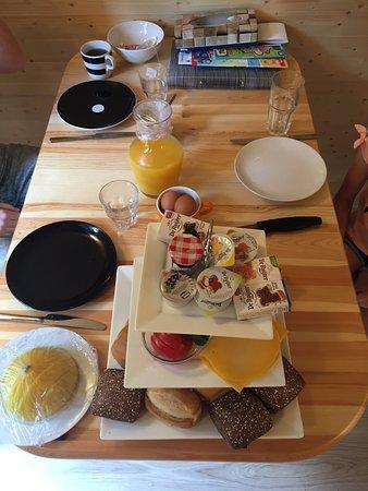 het ontbijt