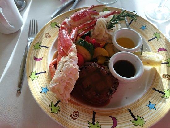 Star of Honolulu - Dinner and Whale Watch Cruises: Steak + lobster