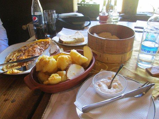 Central Bosnia Canton, Bosnien und Herzegowina: Breakfast