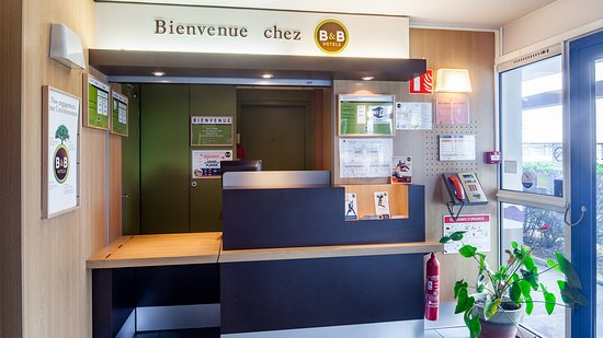 Hotel B And B Caen Sud