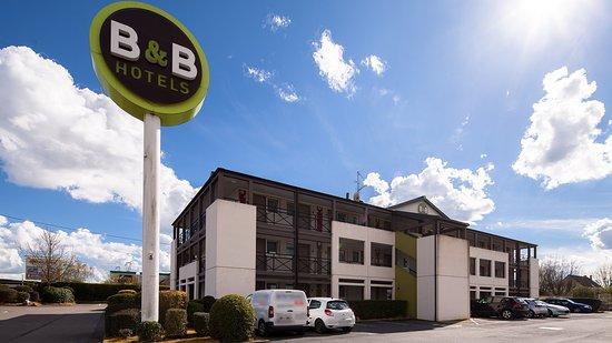 B&B Hotel Caen Sud