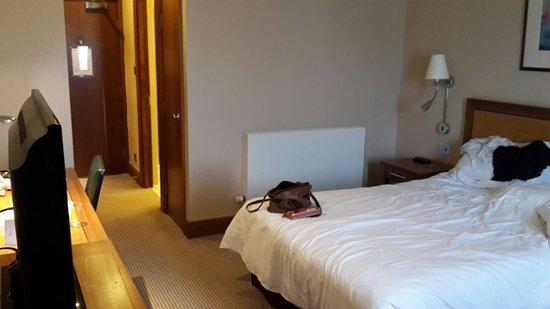 Кембридж, UK: Standard double room