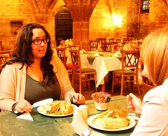 Coventry, UK: Godiva's cafe