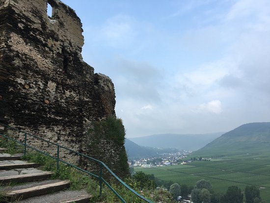 Beilstein, Germany: View of the valley
