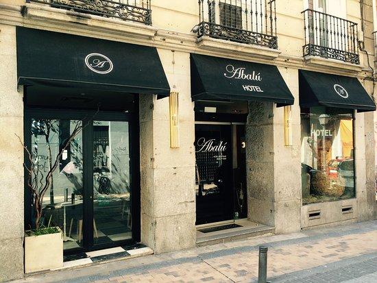 Hotel Abalú: Nueva fachada