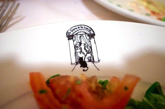 La Taverna dei Fori Imperiali: piatto