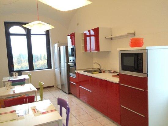 cucina 2° piano - picture of casa per ferie achille ricci, milan ... - Cucina Ricci Casa