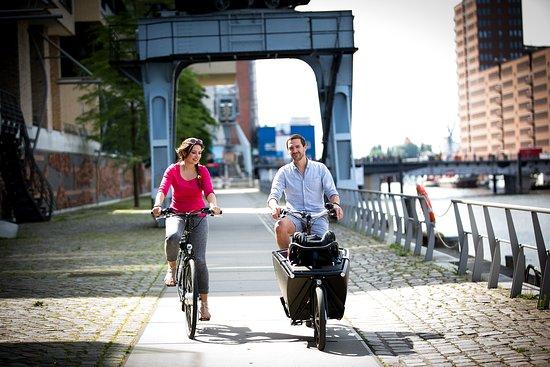 Erfahre Hamburg eBike Rental
