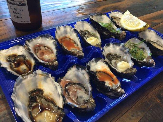 The Oyster Farm Shop: photo0.jpg