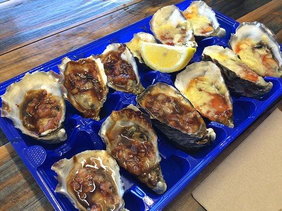 The Oyster Farm Shop: photo1.jpg