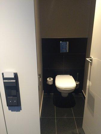 Tuttlingen, Tyskland: Separate Toilette