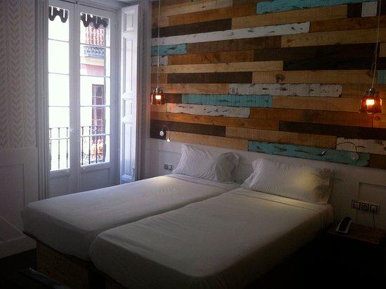 Hotel Life: Habitación twin