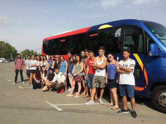 Corbera de Llobregat, Испания: Equipo JC Escola de Conducció