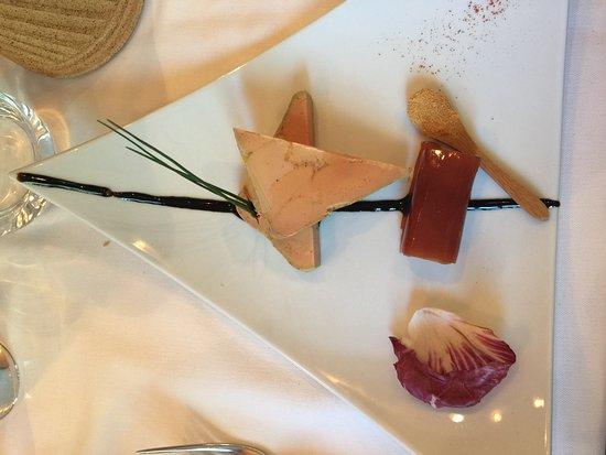 Florac, France : Foie Gras at its best.