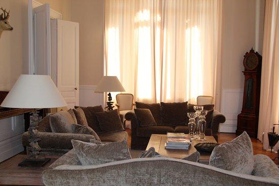 La Roche-Posay, Frankrike: salon