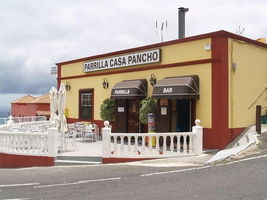Parrilla casa pancho photo de parrilla casa pancho for Parrilla casa de coco