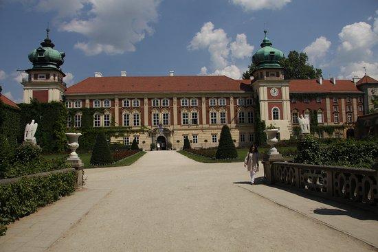 Lancut, بولندا: Zamek w Łańcucie