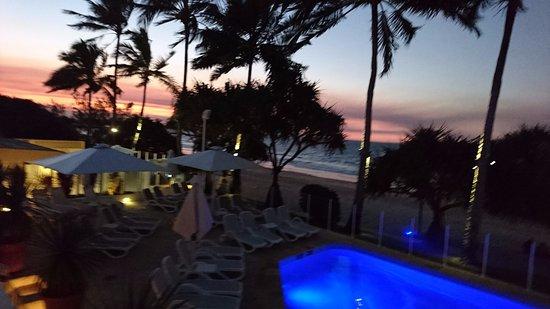 Netanya Noosa: View from room balcony