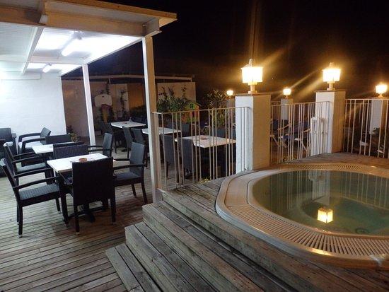 Hotel Ridomar: azotea