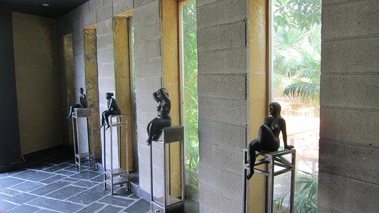 Neufchateau, بلجيكا: Entree van het hotel