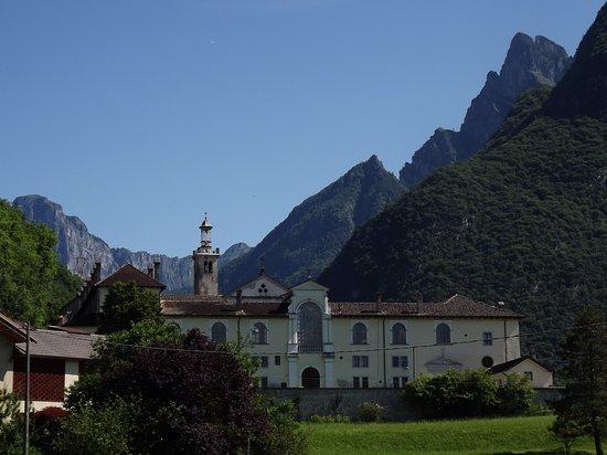 Sospirolo, Włochy: esterno