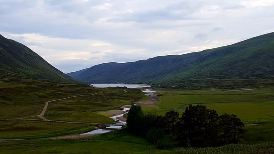 High Range Hotel: Cairngorms National Park