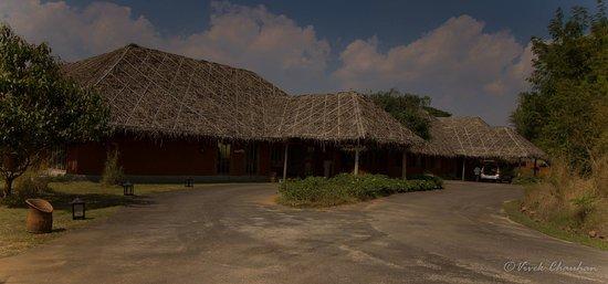 Orange County Resorts Kabini: Entrance